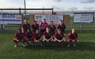 Recruit 24 Seven Sponsor Rovers & Town