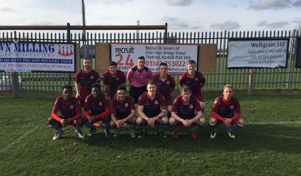 Recruit 24 Seven Sponsor Rovers & Town
